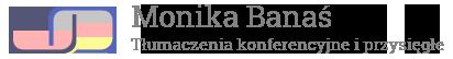 Monika Banaś - tłumaczenia ustne